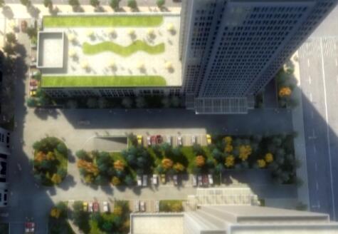 辦公單體建筑動畫片段