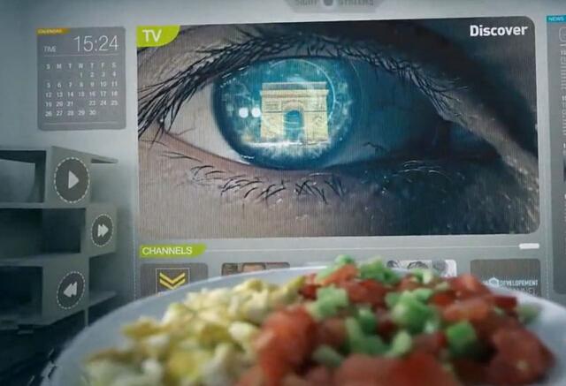 《未来生活》科幻短片欣赏