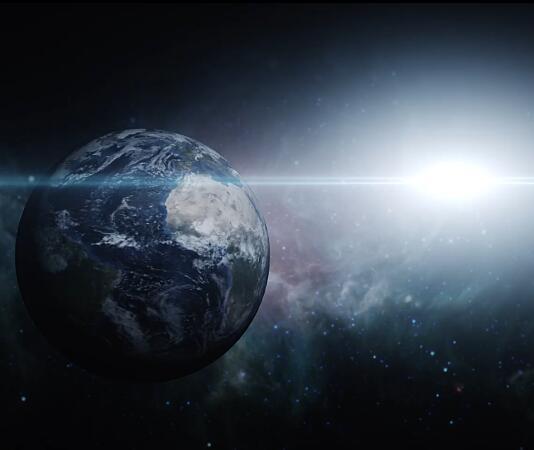 八款地球旋转片头