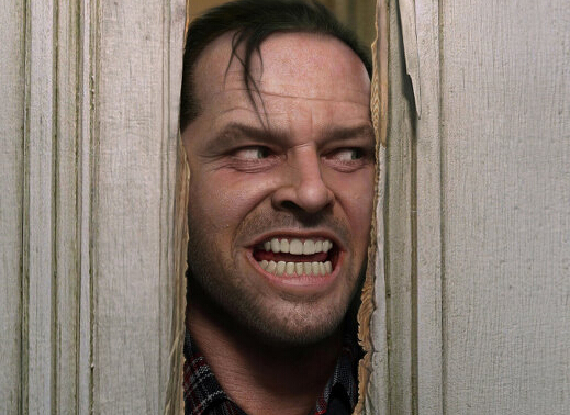 瘋狂杰克的微笑 Here's Johnny! The Shining