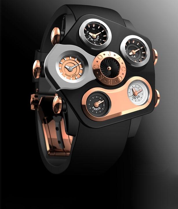 國外時尚腕表設計