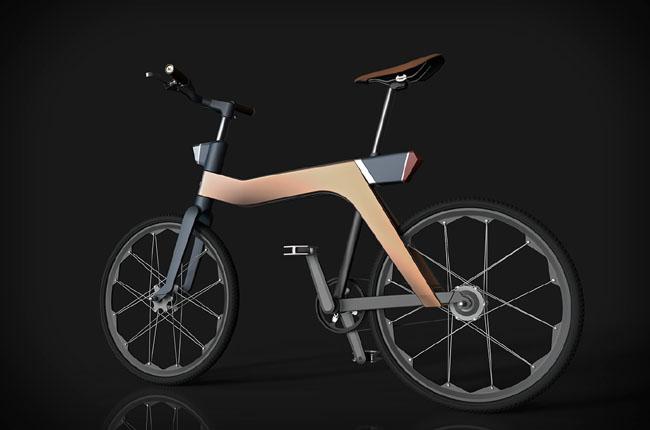 智能自行車設計