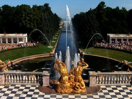 喷泉喷射实拍片段
