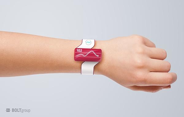 智能測血糖手表設計