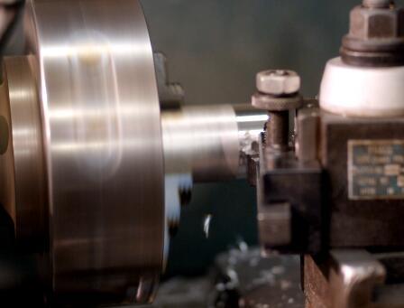 机器快速旋转实拍片段