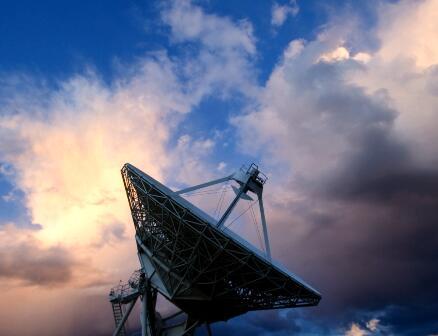 雷达监测实拍片段
