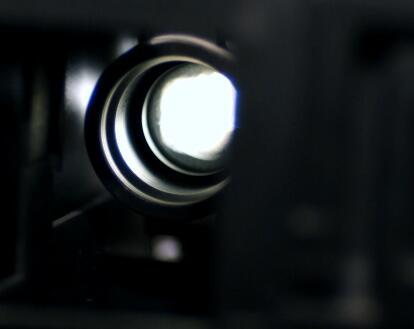 相机灯光闪烁实拍片段