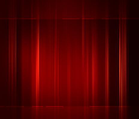 红色变换的视频素材