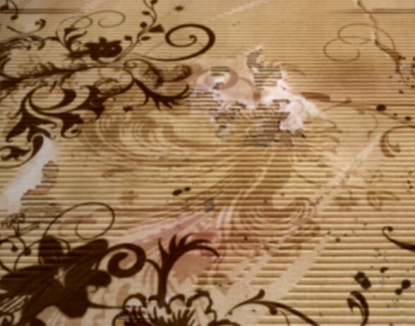 绽放的花朵背景素材