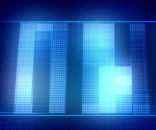 充满幻想的蓝色背景素材