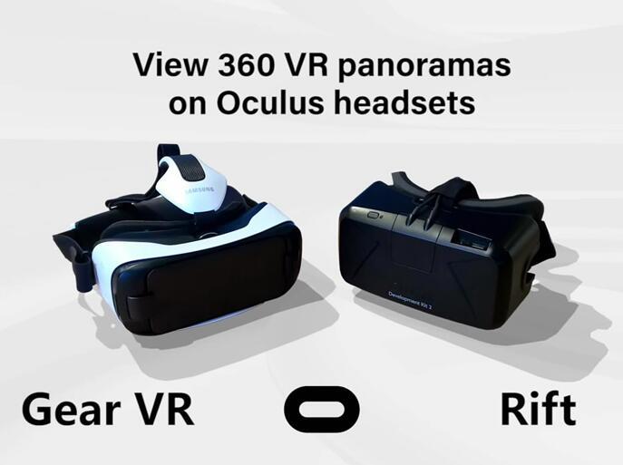 lumion6.3版本支持虛擬現實VR展示