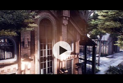 虛幻引擎4(Unreal engine4——葡萄園建筑表現挑戰賽獲獎作品!