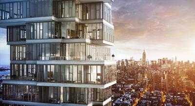 国外价值1000W美元的高层豪宅是怎么表现的?