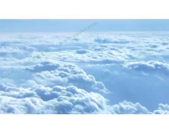用一张图片素材在AE中制作移动云海