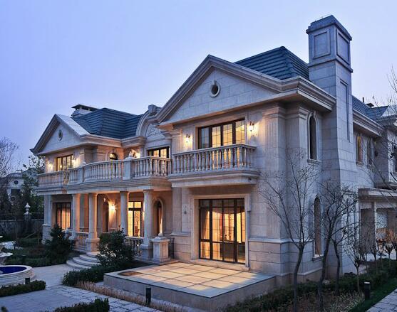 别墅效果图+照片
