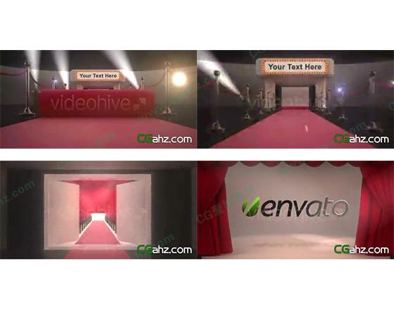 影院红毯开幕式片头AE模板