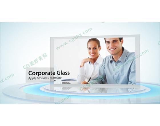 公司企业视频展示AE模板