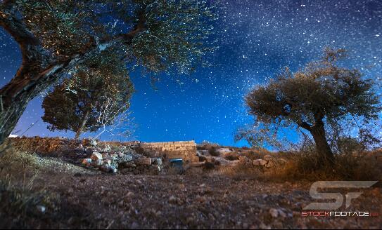 美丽的以色列4K高清演示片