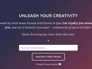 免费!七个免费的音乐素材网站,你还不知道?