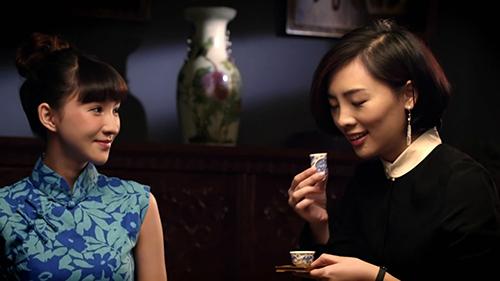 中国茶文化,泡茶,品茶展示视频素材