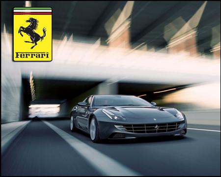 法拉利汽车3D模型下载