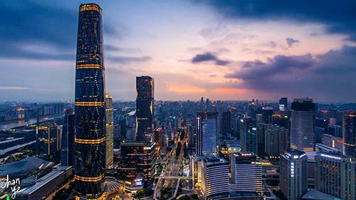 广州城市形象宣传片视频素材下载