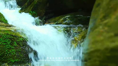 湖北丹江口城市形象宣传片视频素材下载