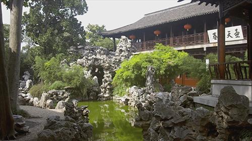 扬州城市形象宣传片视频素材