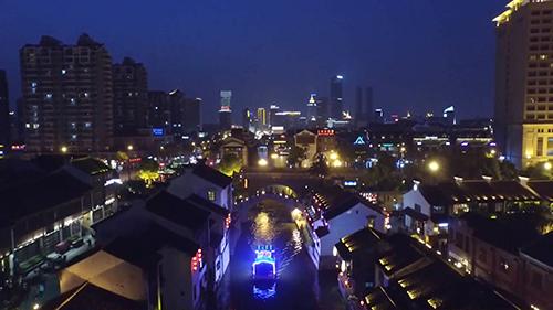 无锡城市风光视频素材