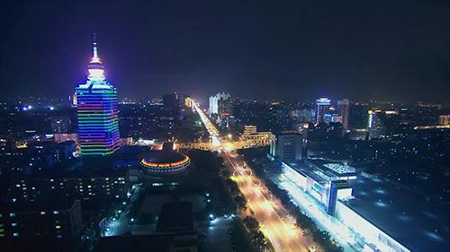 淄博城市形象宣传片视频素材