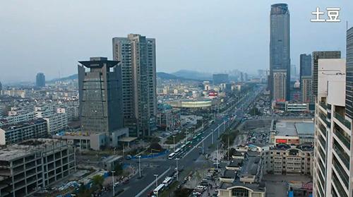 青岛城市形象宣传片视频素材