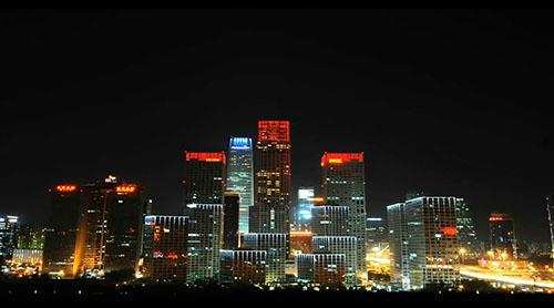 北京延時攝影視頻素材
