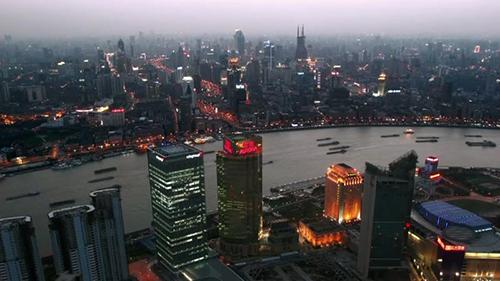 上海城市宣傳片視頻素材