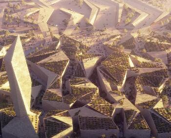 建筑效果图表现