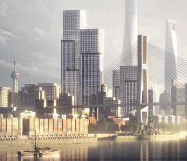 上海外滩建筑欣赏