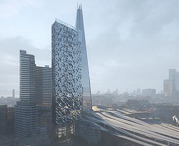 大神設計建筑效果圖表現作品欣賞