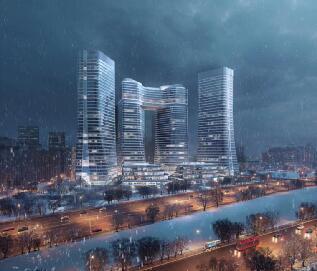 WRAC2020 全球建筑表现大赛公建组入围作品展示