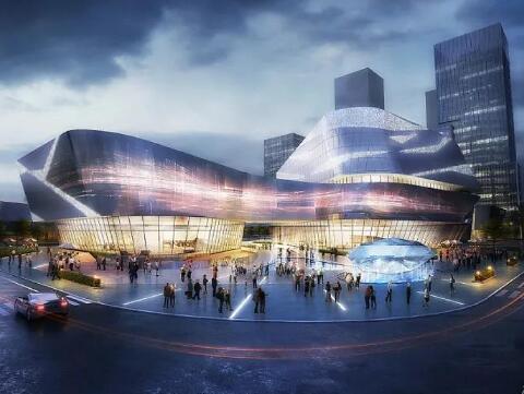 上海翌境数字科技建筑设计作品