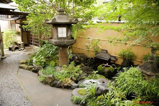 日式庭院细节欣赏